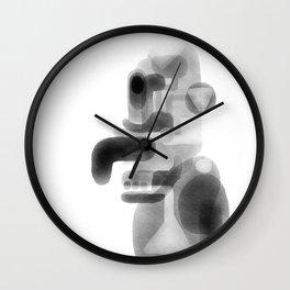 Mr. Robot Toe Wall Clock