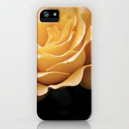 Lady Rowena- Golden Rose  iPhone Case