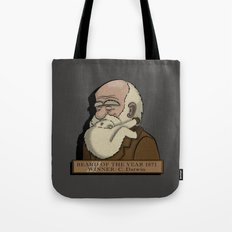 Beard Of The Year Tote Bag