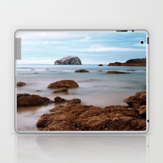 Bass Rock Laptop & iPad Skin