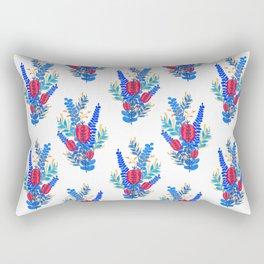 Australian Native Bouquet Rectangular Pillow