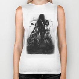 brides of evil Biker Tank