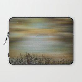 Misty Steepholm Laptop Sleeve