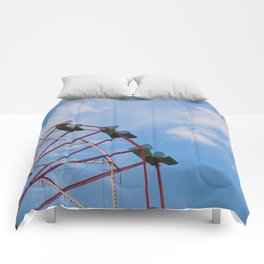 First Kiss Comforters