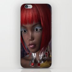 Oriental Eyes iPhone & iPod Skin
