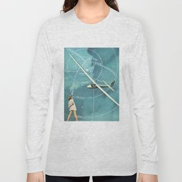 Longing (To travel again) Long Sleeve T-shirt
