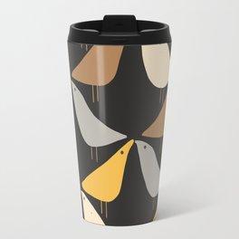 Spring birds pattern Travel Mug