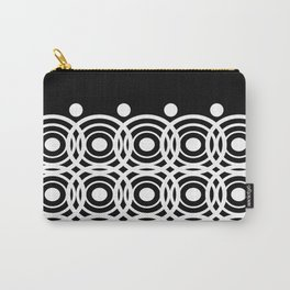 Hypno Circles Carry-All Pouch