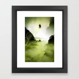 Zaheer Framed Art Print