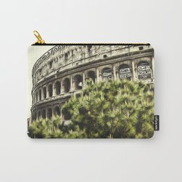 Patterns of Places - Colosseum Carry-All Pouch