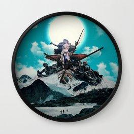 Strangeland III Wall Clock