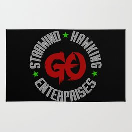 Outlaw Star: Starwind and Hawking Enterprises Rug