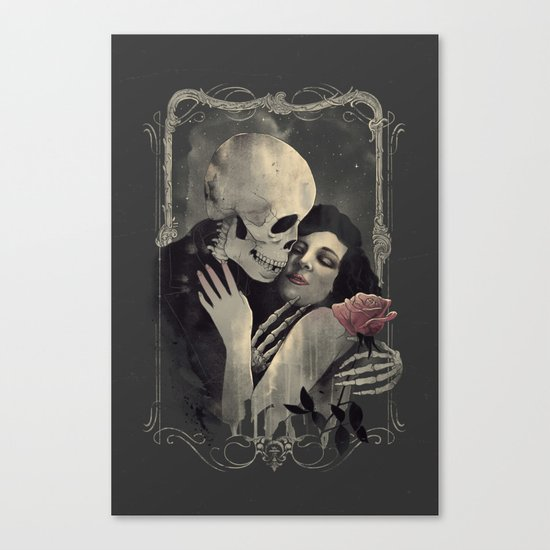 'Eternal Love' Canvas Print