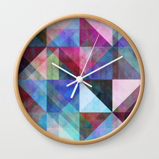 Graphic 83 X Wall Clock