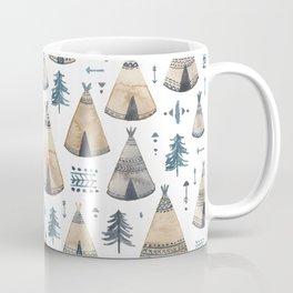 Tepees! Coffee Mug