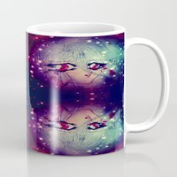 doll Mugs featuring Doll by Raquel Belloch