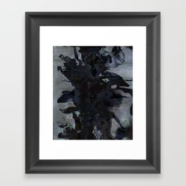 Untitled 20160207s (Arrangement) Framed Art Print