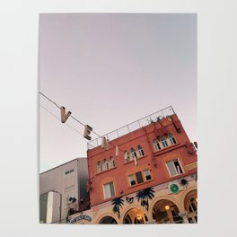 Venice Golden Hour Poster