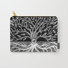 Druid Tree of Life Carry-All Pouch