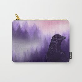 Mythical crow Carry-All Pouch