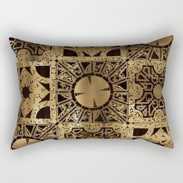 Lament Configuration Spread Rectangular Pillow