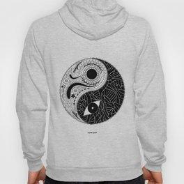 Yin & Yang - [collaborative art with Magdalla del Fresto] Hoody