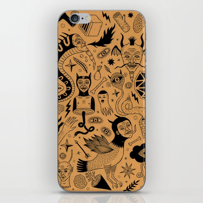 Curious Collection No. 1 iPhone Skin