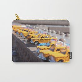 NYC Taxi Carry-All Pouch