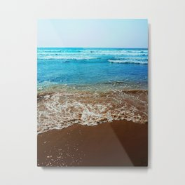 Beirut Beach Metal Print