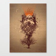 Human Nature Canvas Print