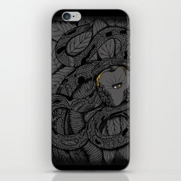 Serpent's Knowledge iPhone Skin