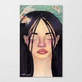 Woebegone Canvas Print