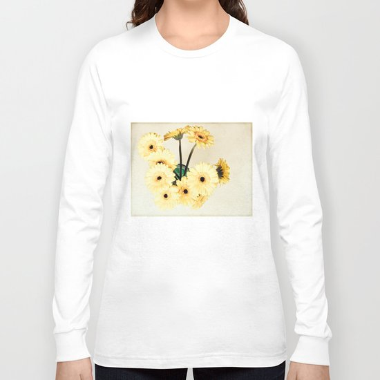 gerberas Long Sleeve T-shirt