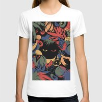 tropical T-shirts featuring TROPICAL by A\BESTIAL