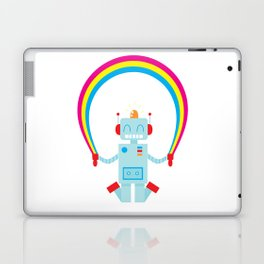 Skipping a Rainbow Laptop & iPad Skin