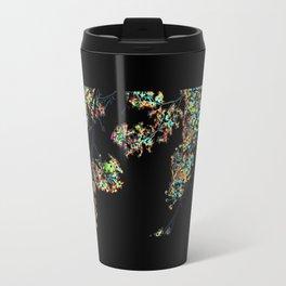 Mismatch Color Hatch Travel Mug