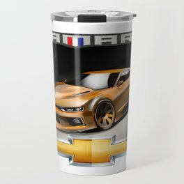 sports Collection & accessories - Camaro Monster Travel Mug