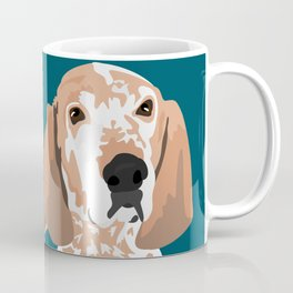 Molly and  Elwood Coffee Mug