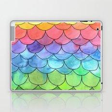 Rainbow Scales Laptop & iPad Skin