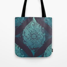 Detailed diamond Tote Bag