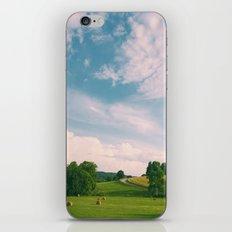 Tennessee Fields iPhone & iPod Skin