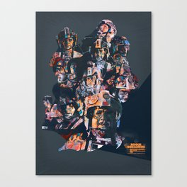 Rogue Squadron // Unsung Heroes of Star Wars Canvas Print