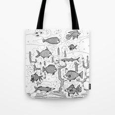 Diversity (underwater) Tote Bag