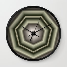 Polygon Auras in CMR 03 Wall Clock