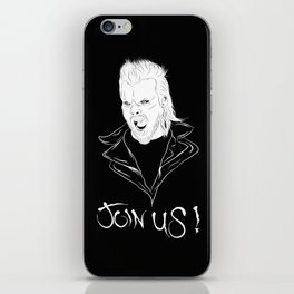 Join Us !! iPhone Skin