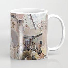 Tom Roberts Coming South Coffee Mug
