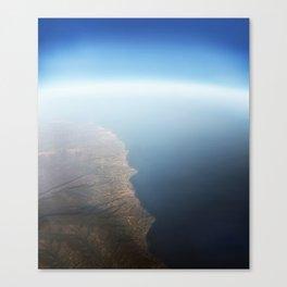 Earth   Heart  Canvas Print
