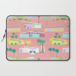 Palm Springs Houses Laptop Sleeve