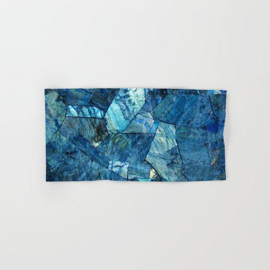 Labradorite Blue Hand & Bath Towel