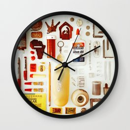 Junk Drawer: Sierra Wall Clock